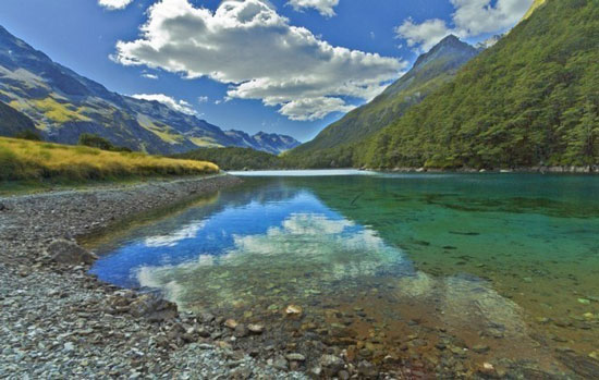 This New Zealand Lake Is The Clearest In The World And Has A Visibility Of 260 Feet