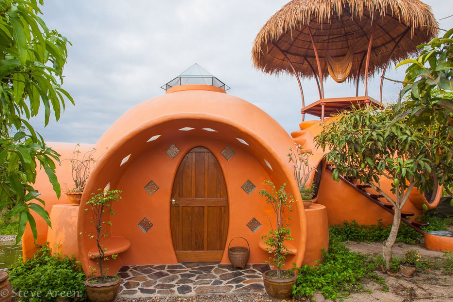 25 Of The Most Unique Homes You'll Ever See